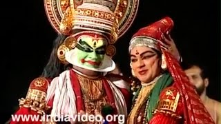 Kathakali Performance - Onam Video Greetings - Kerala