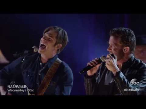 Chris Carmack and Will Chase Sing