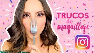 TRUCOS DE MAQUILLAJE DE INSTAGRAM   Muakk.com