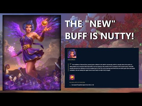 """""""new""""-discordia-ult-is-so-fast-if-you-blink-you'll-miss-it---grandmasters-ranked-1v1-duel---smite"""