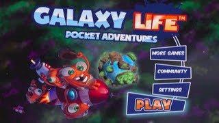 Galaxy Life™ : Pocket Adventures - HD Gameplay [iPad2/NewiPad]