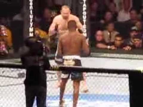 Jon Jones vs. Vladimir Matyushenko UFC