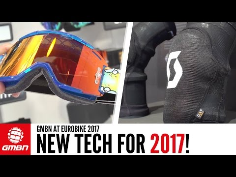 The Very Best New MTB Tech For 2017 | GMBN At Eurobike 2016