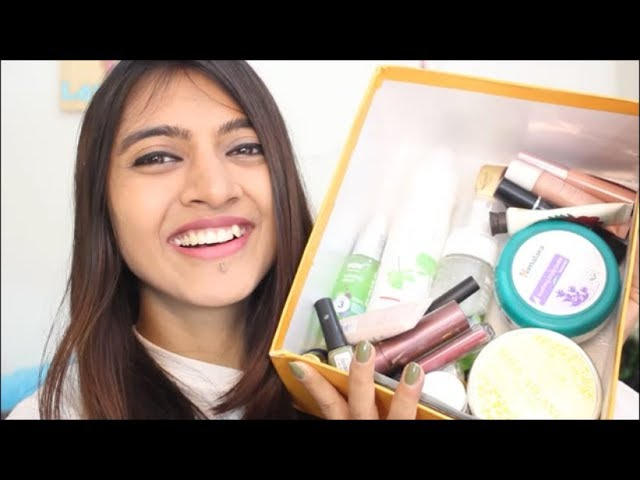 2017 Favourites _ BEST Beauty Discoveries of the Year! | HUGE Nykaa Haul Superwowstyle Prachi