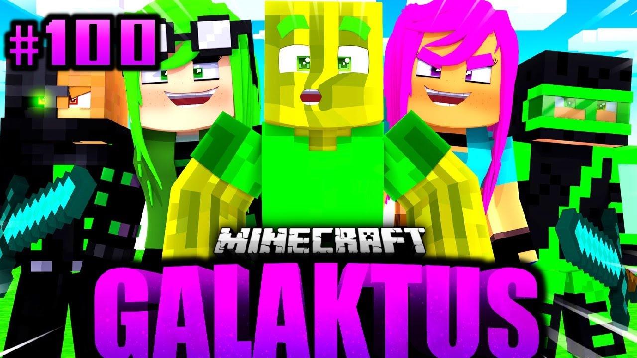 Download ES... IST... ENDLICH... SOWEIT?! - Minecraft GALAKTUS #100 [Deutsch/HD]