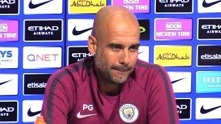 Pep Guardiola Full Pre-Match Press Conference - Leicester v Manchester City - Premier League