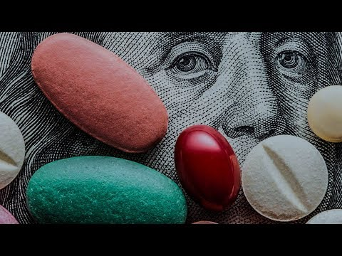 Big Pharma Is Spending Big Bucks To KEEP Price Gouging Your Medicine