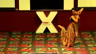 Significance of Classical Indian Dance: Rukmini Vijayakumar at TEDxHindustanUniversity