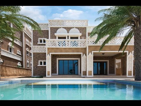 Boasting Beachfront Villa in Dubai, United Arab Emirates