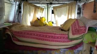 My new van build, part 2 - Full time van life