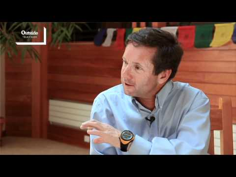 Ophthalmologist Dr. Geoff Tabin Interview at Mountainfilm
