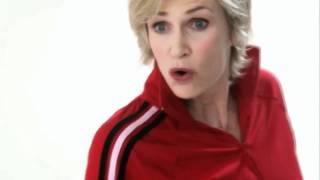 GLEE - Dodgeball Season 3 Promo (Extended Video)