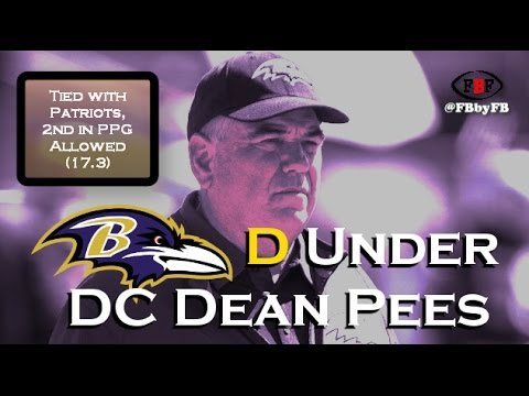 How to Score on Dean Pees' Stout Ravens Defense