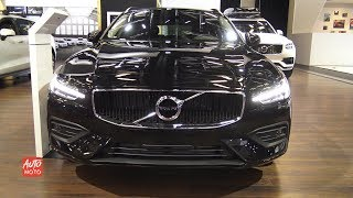 2019 Volvo V60 Cross Country T6 - Exterior And interior Walkaround - 2019 Montreal Auto Show