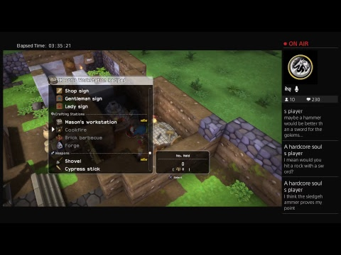Dragon Quest Builders Shenanigans Part 1