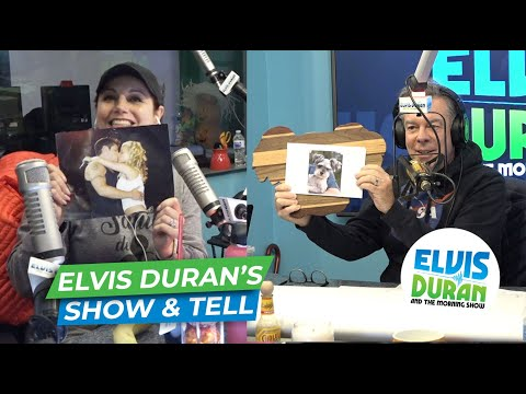 Elvis Duran - Watch Elvis Duran's Show And Tell