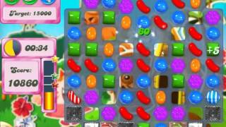 Candy Crush Saga Level 198
