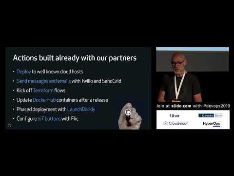 GitHub Actions: Open Source Workflow Automation By Bas Peters