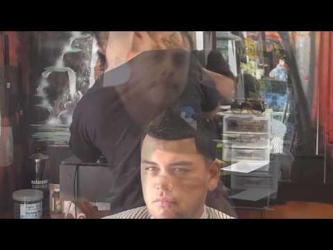 Barber Shop Full Haircut - Taper - Fade tapers - GoodFellas In Vista Ca. 514 S. Santa Fe Ave.