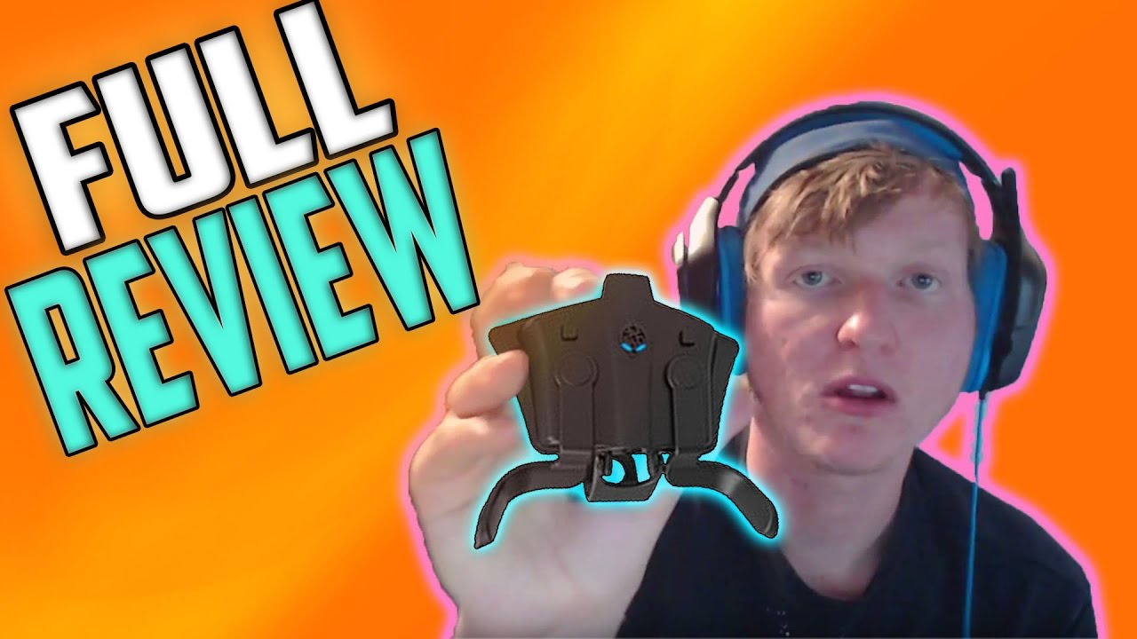 Collective minds ps4 strike pack f p s dominator mod pack full review 40 scuf youtube - Strike mod pack ...
