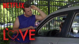 Love | Behind the Scenes: Judd's Dinner Party | Netflix