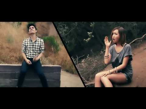 """""""Just Give Me A Reason"""" Pink ft. Nate Ruess Kylee & Sam Tsui Cover"""