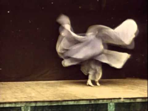 Танец серпантин / Danse serpentine 1896