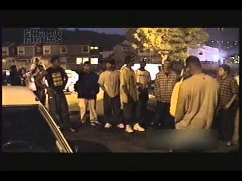 ANOTHER FIGHT IN THE GHETTO