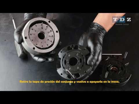 TDZ - Cartuchos para bombas de paletas - Compatible: Vickers - TDZ - Bezares