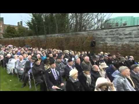 Garden of Remembrance, Dublin (March 26, 2016) - Muriel McAuley