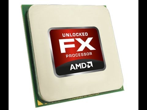 AMD FX-9590 8 Core 5Ghz Turbo Enabled CPU Review