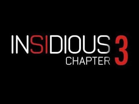 Insidious 3 adelanta su estreno