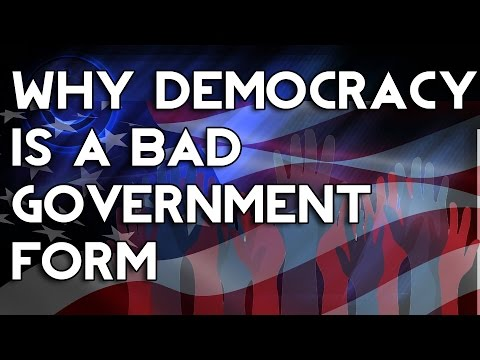Why dictatorships could be GOOD & other forms of government explained