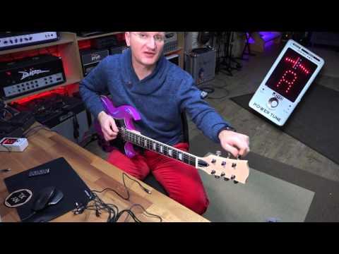 Joyo Power Tune - Tuner and Power Supply in one !