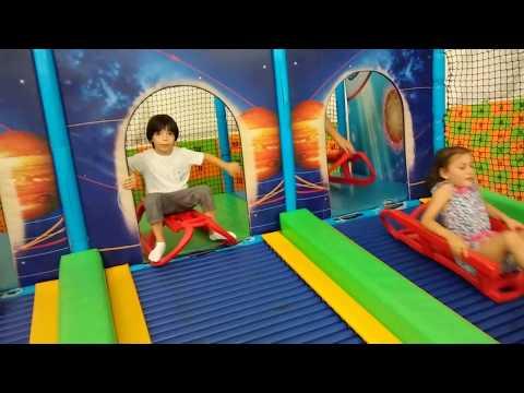 Balıkesir Çocuk Köyü , Oyun Parkında Eğlence 2. Bölüm (Çocuk Videoları)