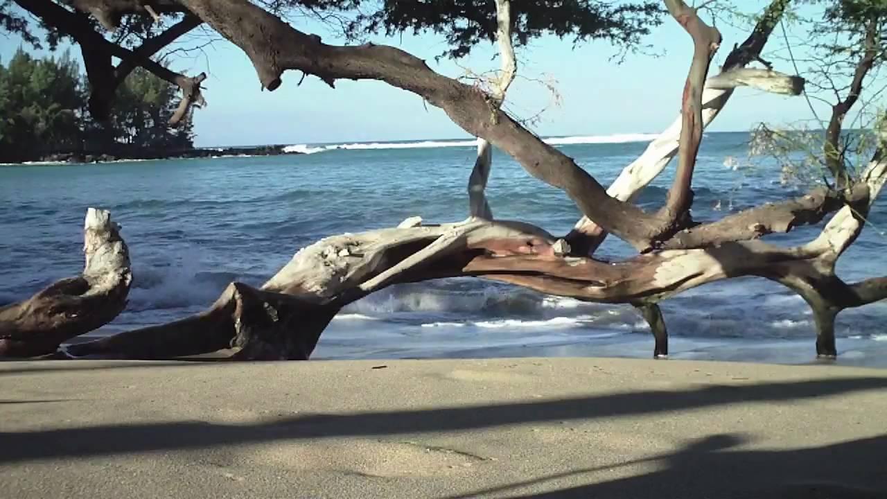 Big Island Hawaii. Part 6. Beach 69 -Waialea.