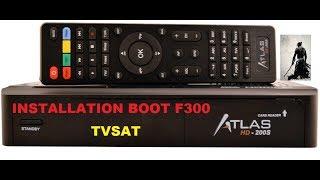 Atlas 200s transformation vers boot F300 [tuto]
