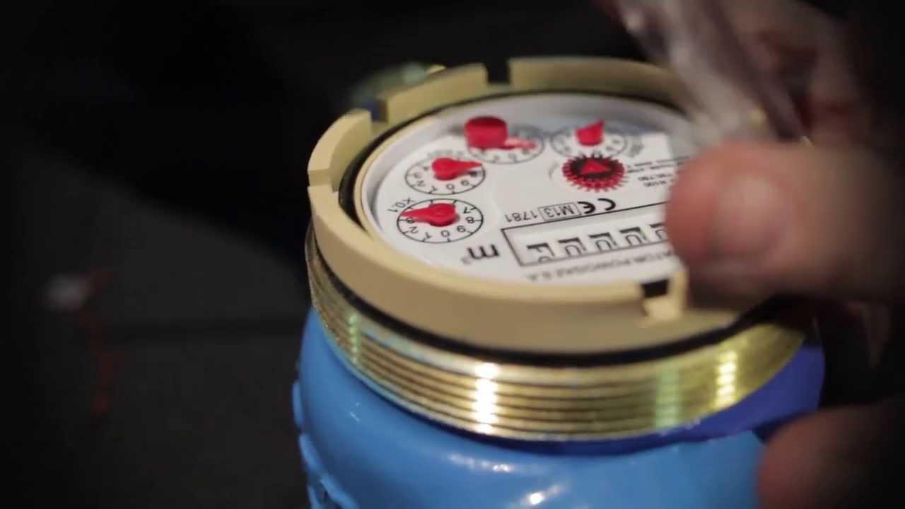 Desmontando un contador de agua youtube - Contador de agua ...
