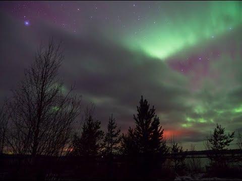 Rovaniemi: Northern Lights at Santa's HQ in Finland