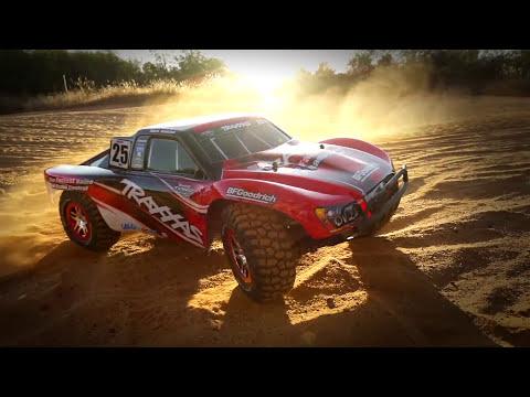 Traxxas Slash 4X4 - Brushless 4WD Short Course Truck