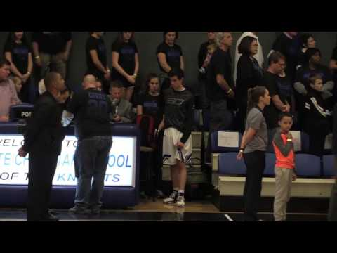 JC Tharrington Charlotte Christian School Sophomore Highlights
