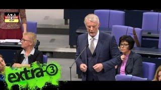 Neulich im Bundestag: Die wirklich wichtigen Dinge
