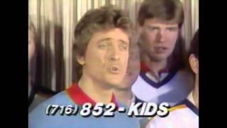 1988-89 Buffalo Sabres Anti Drug Promo Song