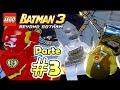 LEGO Batman 3 Beyond Gotham: Parte 3 - Para o Espaço com Flahs e Cyborg [PC Let's Play]