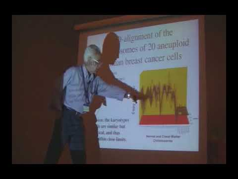 Peter Duesberg | Controversies in Cancer Research (PFS 2009)