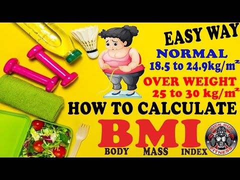 how-to-calculate-bmi-for-weight-loss-||calculate-bmi-easily-in-tamil-||-kick-out-fitness