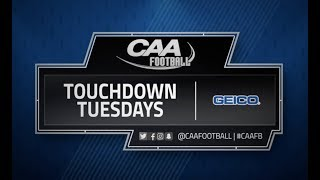 CAA Football Week 10: Touchdown Tuesday's -- Presented by Geico