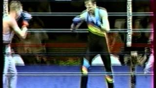 SAVATE (САВАТ) Ludovic Fornes vs. Jerome Huon