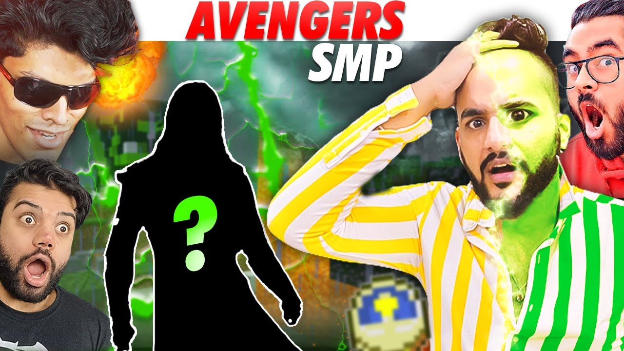 Who Destroyed AVENGERS SMP ?? FT.@Ducky Bhai|| Day#3