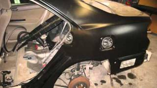 2006 toyota camry body work